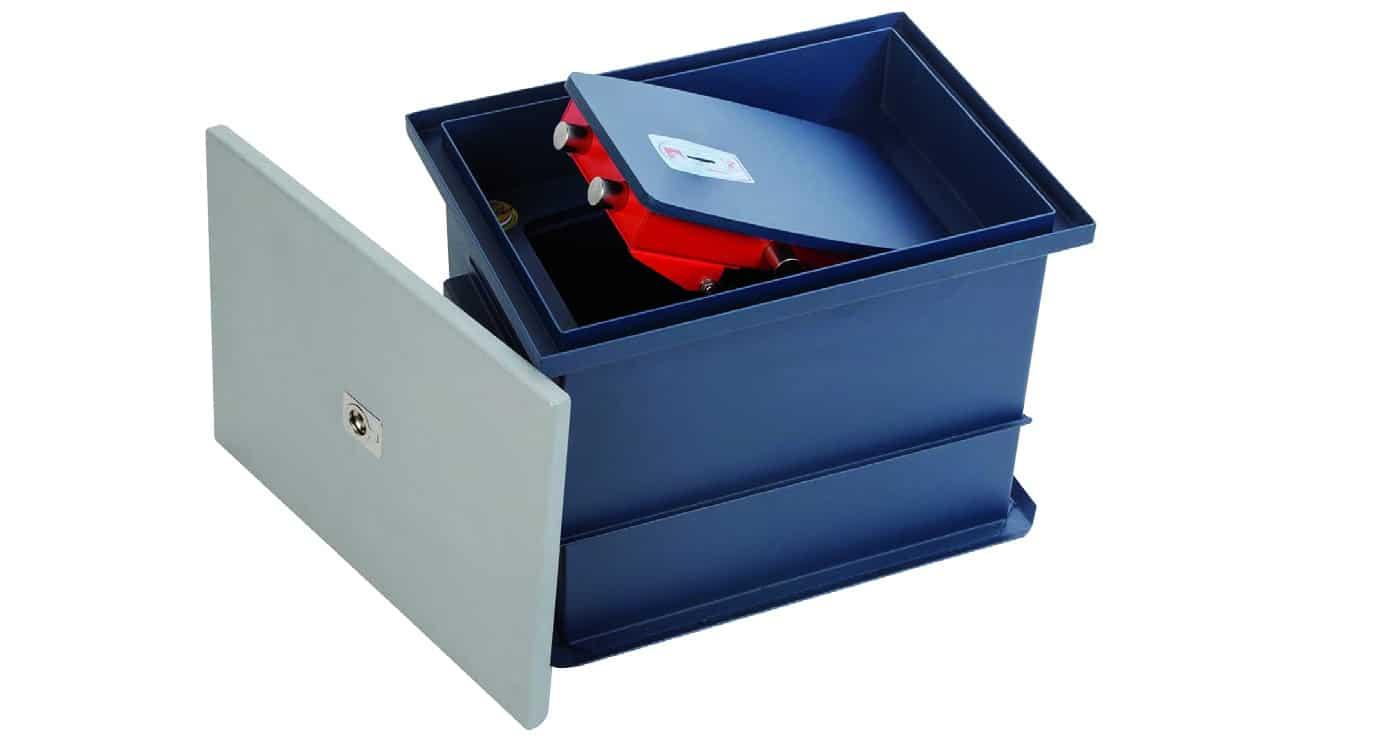 Technomax Technofloor Underfloor Safe