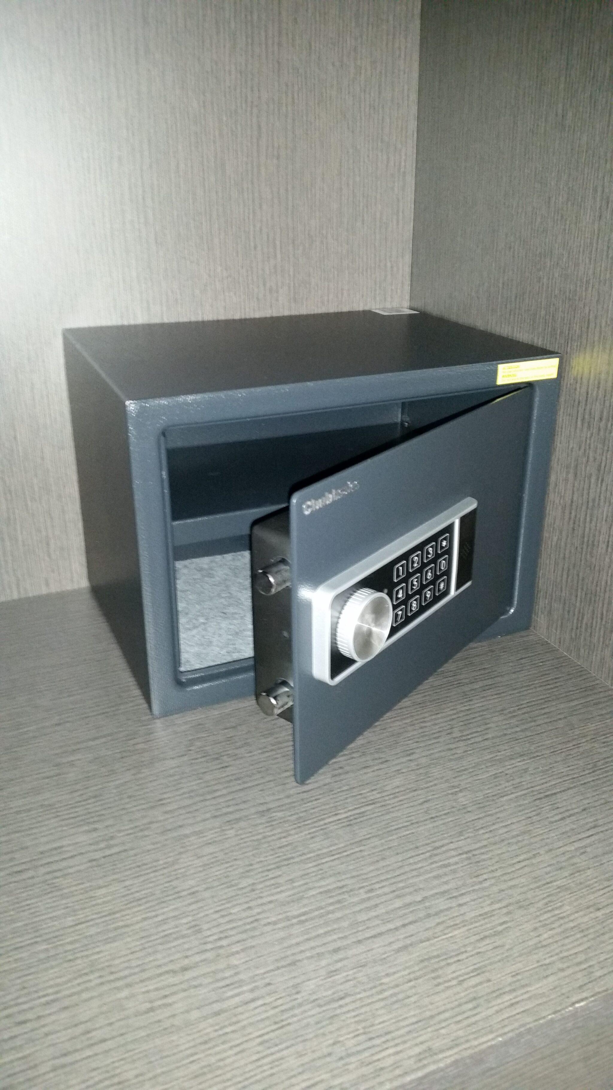 Chubb Air 15E Digital Safe